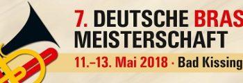7. Deutsche Brass Band Meisterschaft 2018