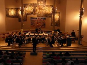 Kirchenkonzert Ebersbach 2012